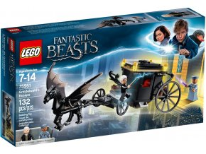 75951 Grindelwald's Escape Box