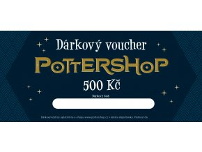 Pottershop voucher 500