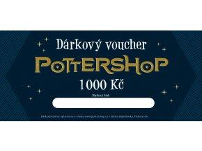 Pottershop voucher 1000