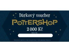 Pottershop voucher 2000