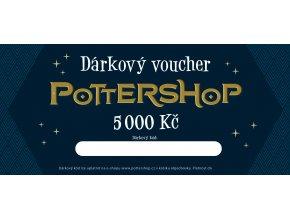Pottershop voucher 5000