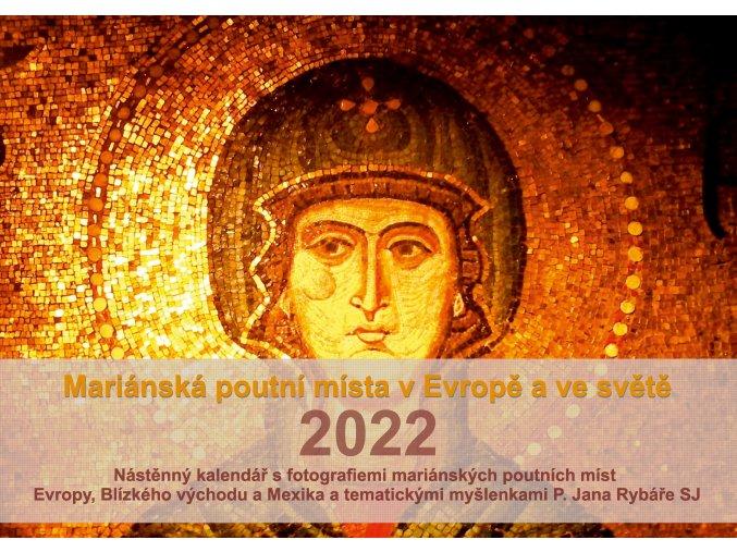 eBook Marianska poutni mista Evropa svet page 001