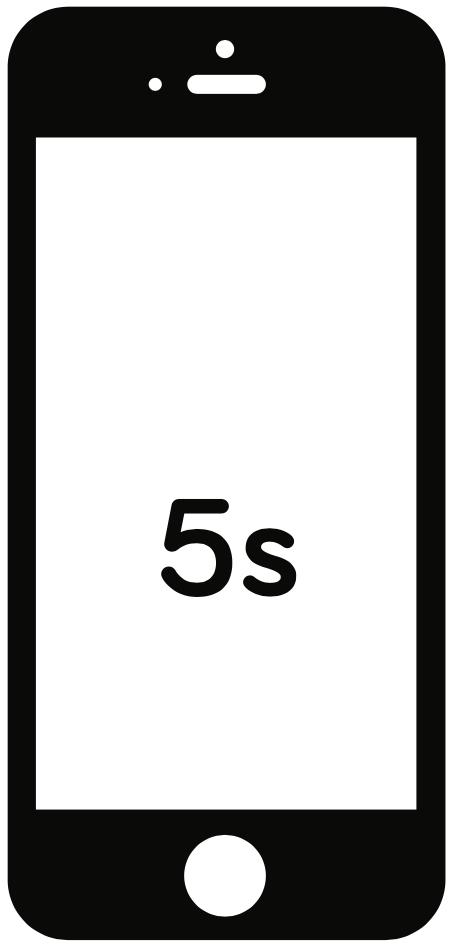 Návod pro iPhone 5s