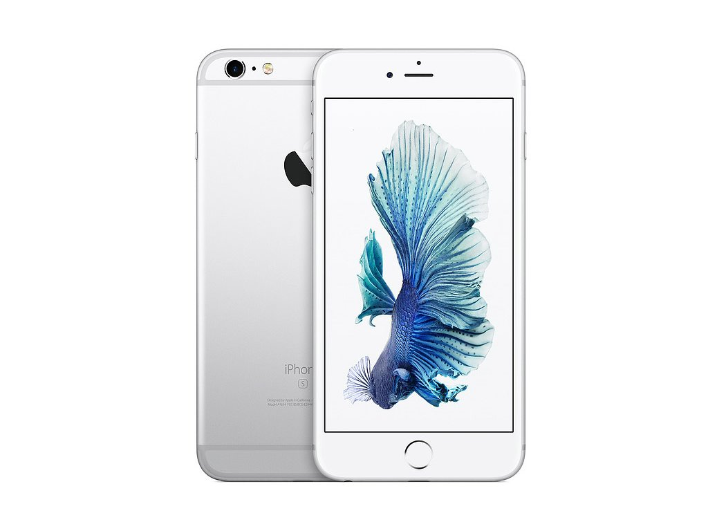 iphone6s plus silver
