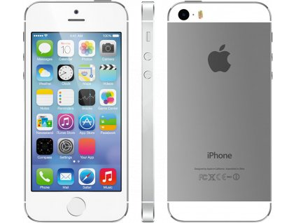 iphone 5s silver kopie