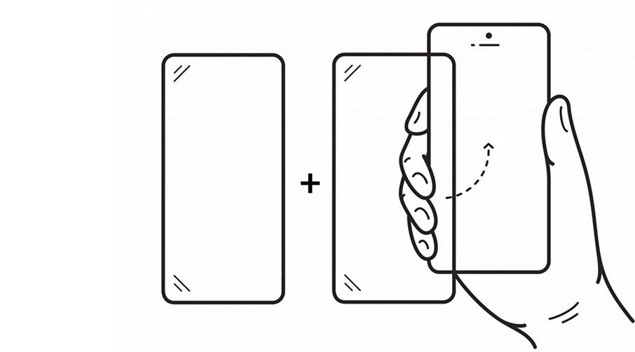 2 ks Ochranné tvrzené sklo 2.5D 9H MasterMobile STANDARD pro iPhone 5s/SE