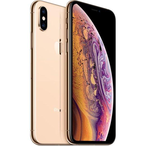 Apple iPhone Xs Gold (zlatý) + 33 dní výměna zdarma Paměť: 256GB, Kategorie: A+
