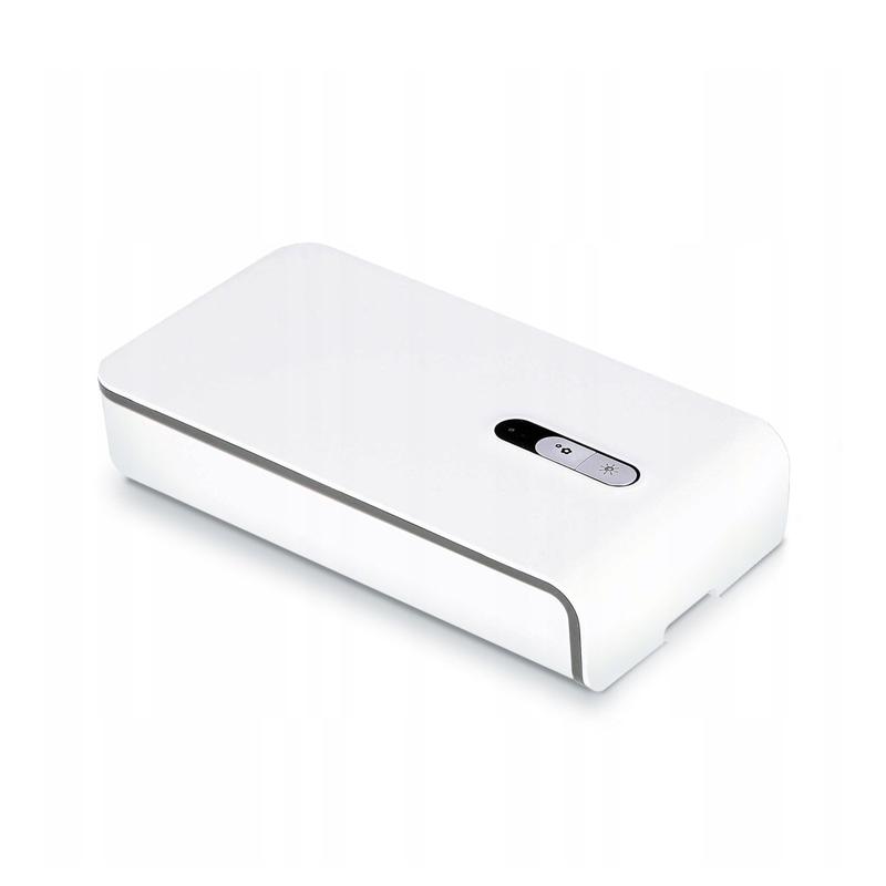 UV sterilizátor MasterMobile STANDARD v2 pro mobilní telefony bílý