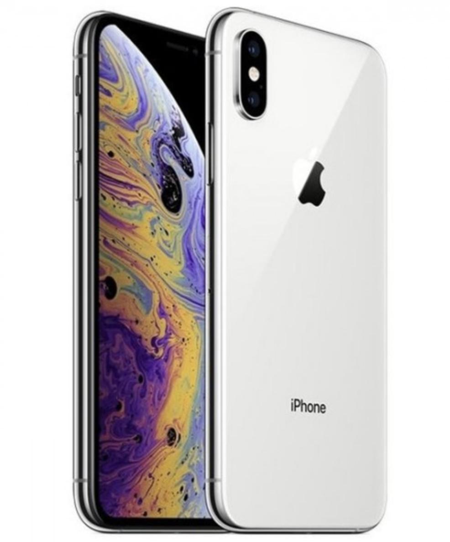 Apple iPhone Xs Max Silver (stříbrný) + 33 dní výměna zdarma Paměť: 64GB, Kategorie: B+