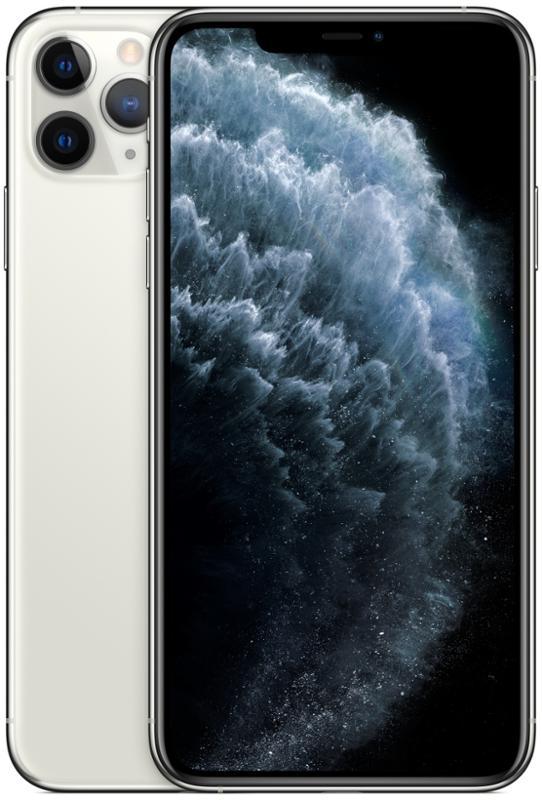 Apple iPhone 11 Pro Silver (stříbrný) + 33 dní výměna zdarma Paměť: 64GB, Kategorie: A-
