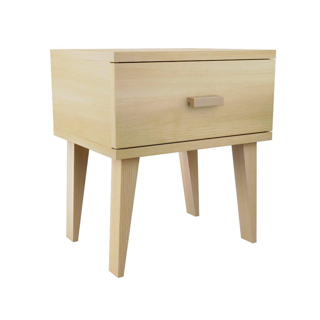 Noční stolek Venuci borovice
