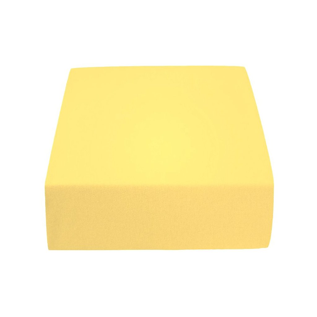 Jersey žlutatmava