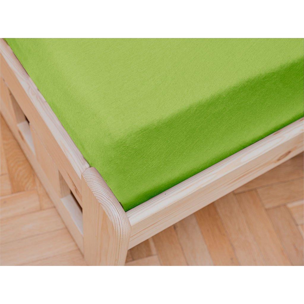 Prosteradla Jersey Zelene