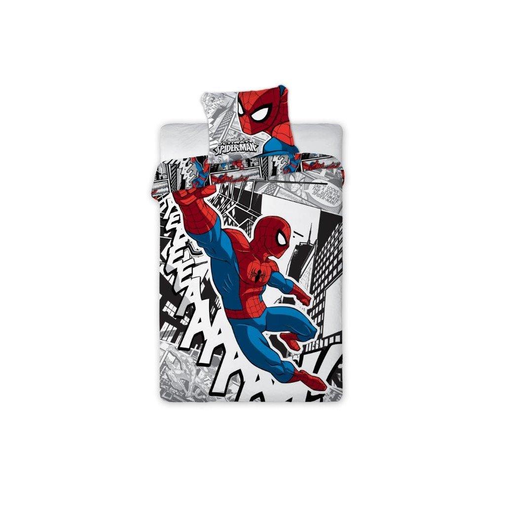 5447 detske povleceni spiderman comics