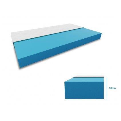 Pěnová matrace Economy 80 x 200 cm