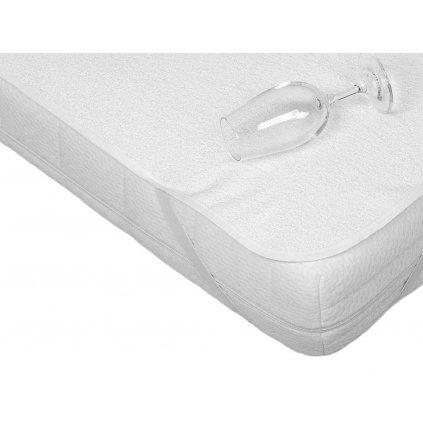 Matracový chránič postelový matrace voděodolný pro děti 180 x 200 cm