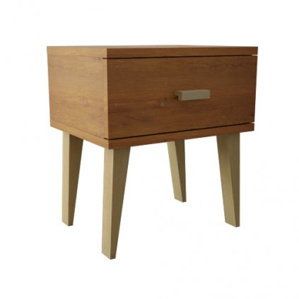 Noční stolek Venuci dub