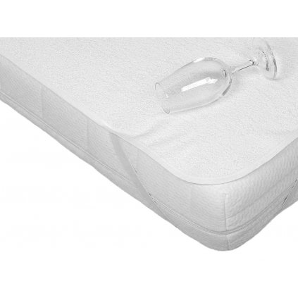 Nepropustný chránič matrace FROTÉ 80 x 160 cm