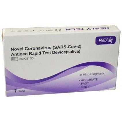 REALY TECH Novel Antigenní rychlotest na koronavirus
