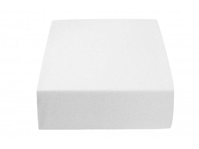 Jersey atypické bílé (Rozměr 200 x 220)