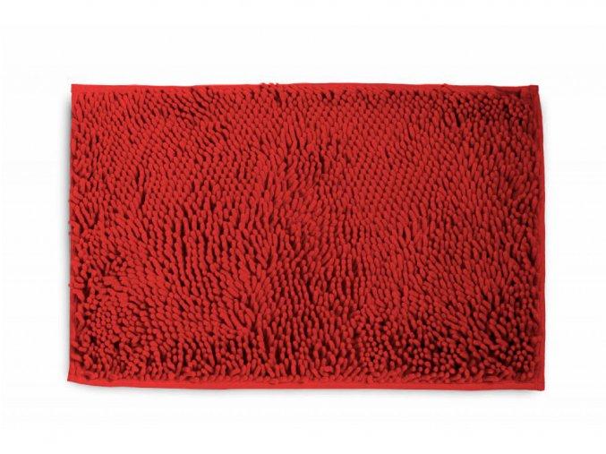 Koupelnová předložka červená