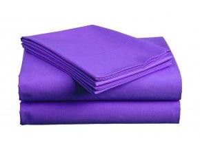 Plachta jednolůžko fialová (Gramáž (hustota vlákna): Lux (150 g/m2))