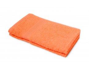 Ručník malý oranžový