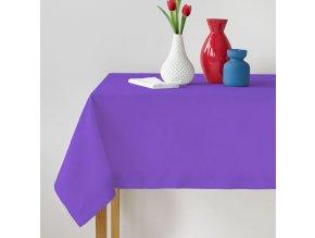 BavlnenyUbrus fialovy