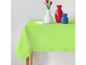BavlnenyUbrus zeleny