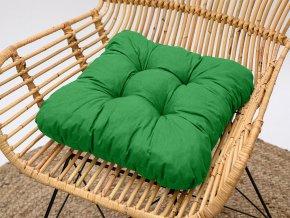 Sedák na židli Soft zelený