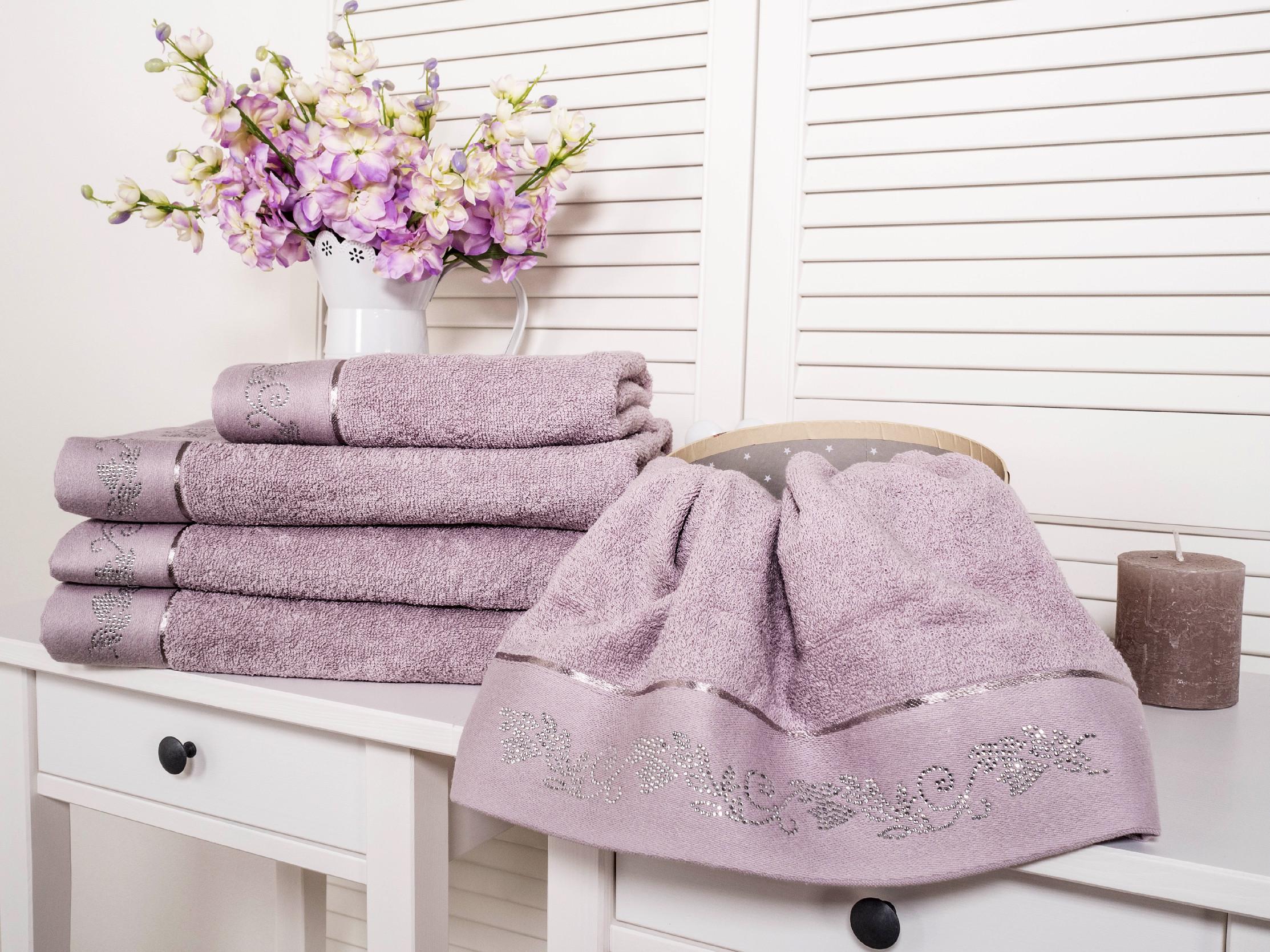 Sety osušek a ručníků