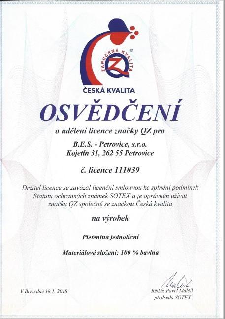 certifikat-pletenina-jednolicni