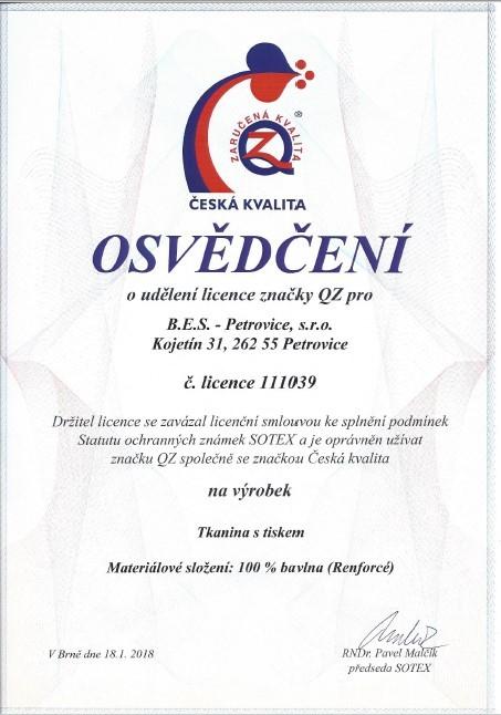 ertifikat-licence-ceska-kvalita