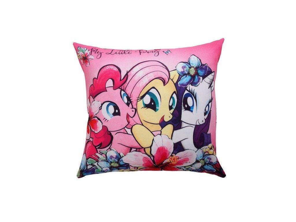 Polštářek My Little Pony 40x40