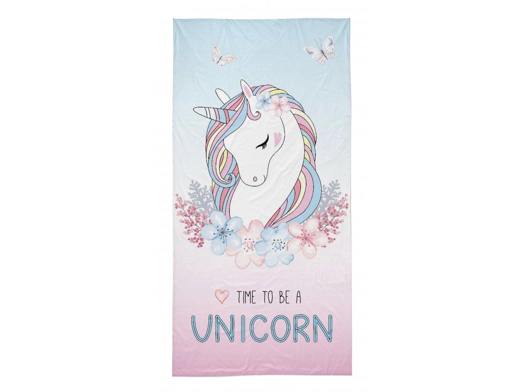 11240 bavlnena frote osuska 70x140 cm unicorn