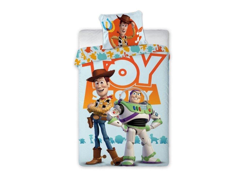 Pościel 140x200+70x90 Toy Story4 007 EAN 5907750585540