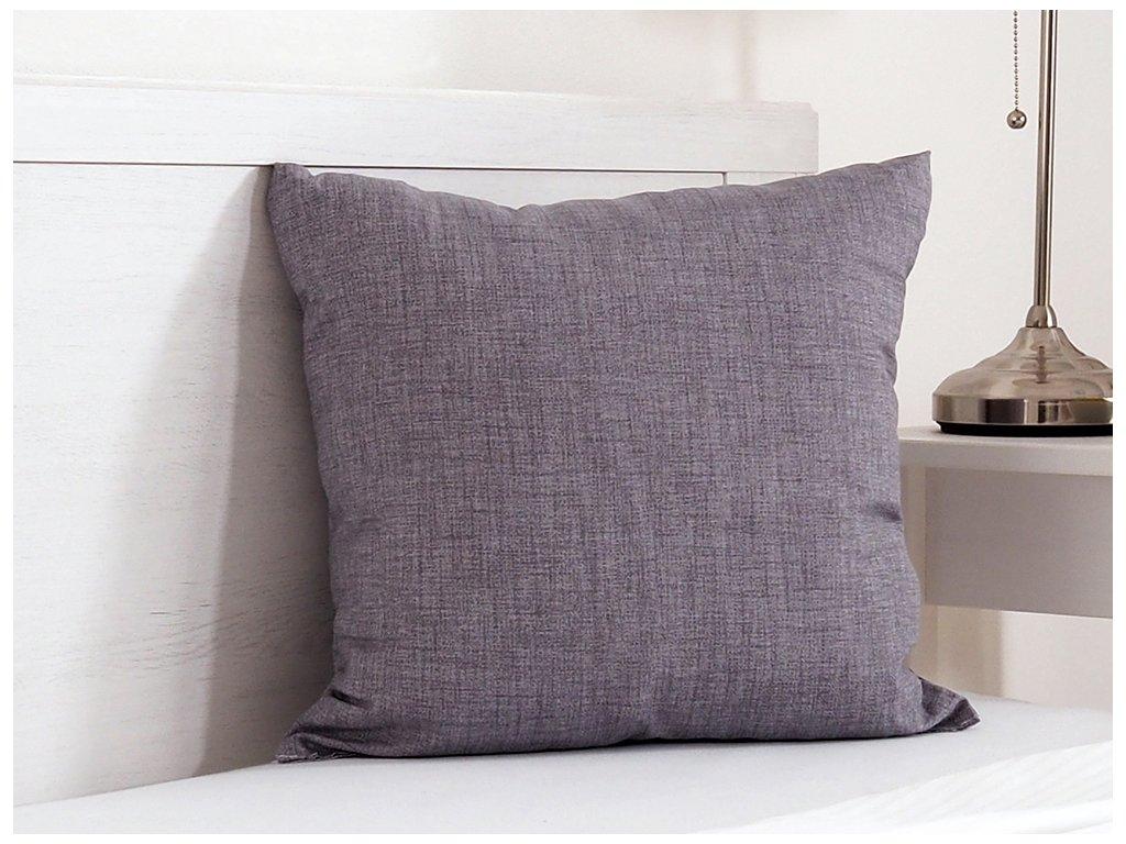 Dekorační polštářek 45x45 - grey