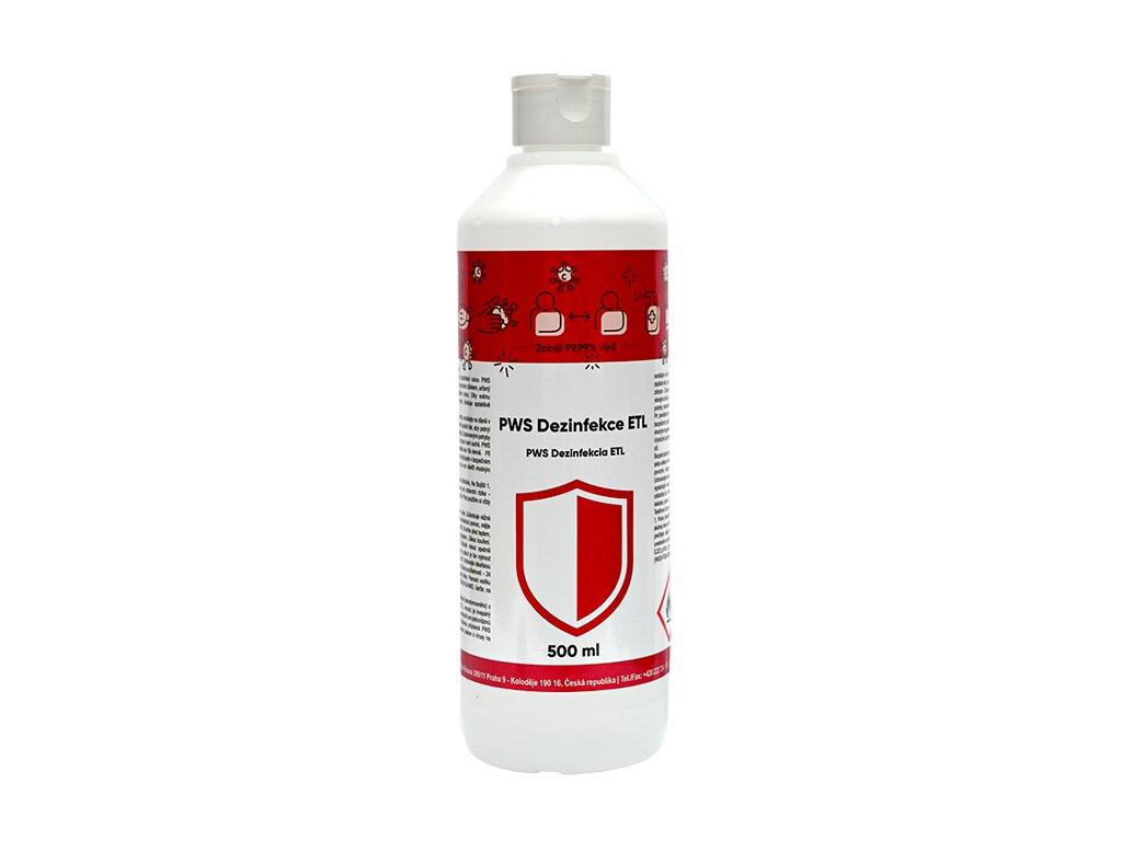 13031 dezinfekce etl virocid 500 ml