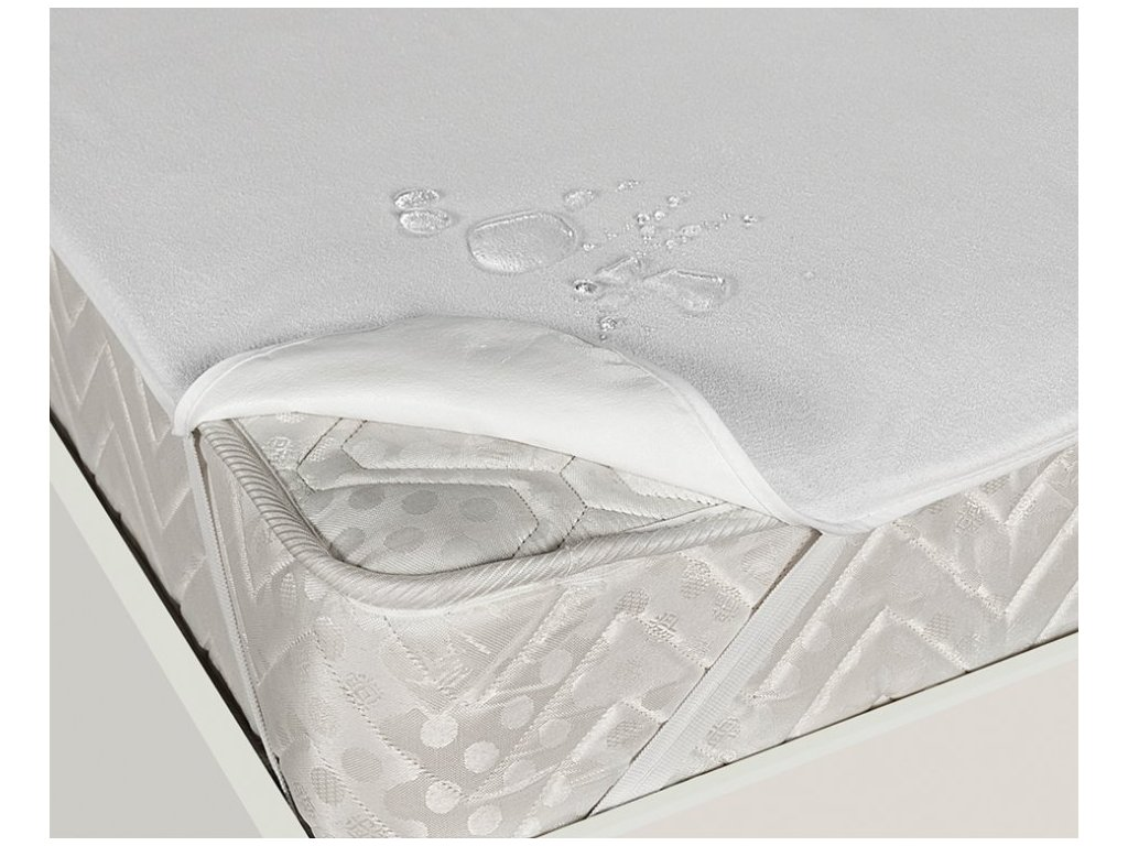 Nepropustný hygienický chránič matrace Softcel do postýlky 70x140 cm