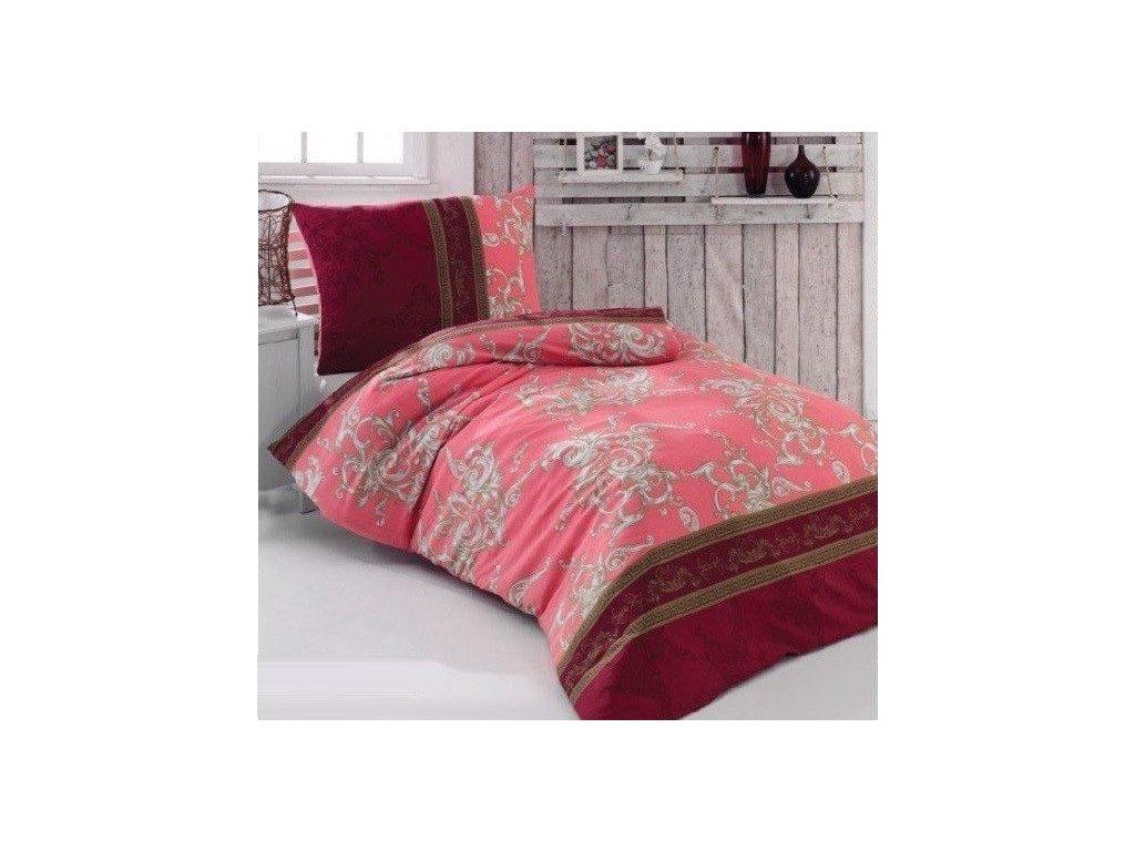 Luxusní povlečení bavlna Renforcé Galateia 140x200