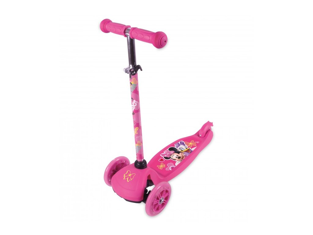 9917 3 wheel scooter Minnie 3 big 680x680