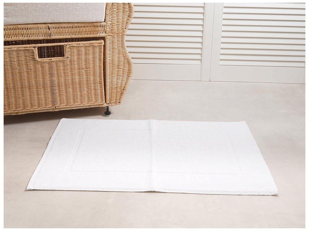 Koupelnová předložka Hotel Comfort bílá 50x70 cm