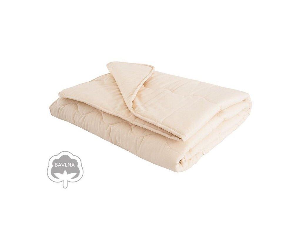 Přikrývka Nature cotton 200x220