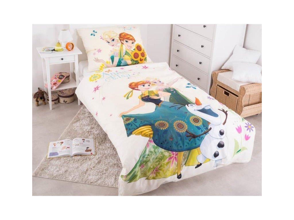 Dětské povlečení Ledové království bavlna 140x200