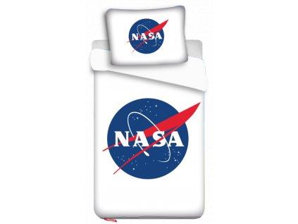 Bavlněné povlečení 140x200 + 70x90 cm - NASA