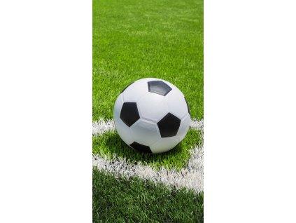 11531 bavlnena frote osuska fotbal 70x140 cm