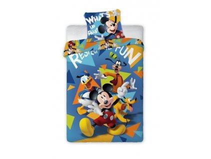 Pościel 140x200+70x90 Mickey 075 EAN 5907750556991