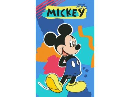 Bavlněný froté ručníček 30x50 cm - Mickey Mouse