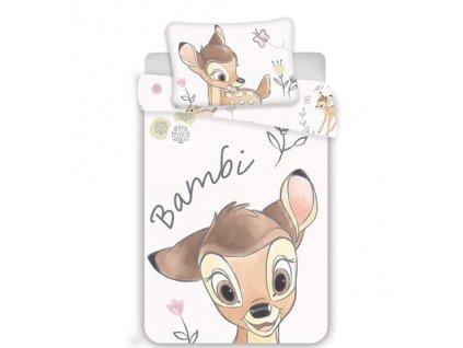 13055 povleceni do postylky 100x135 40x60 cm bambi baby