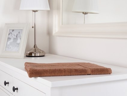 Koupelnová předložka Comfort 50x70 cm - Hnědá